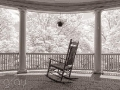 Porch and Rocking Chair Pano