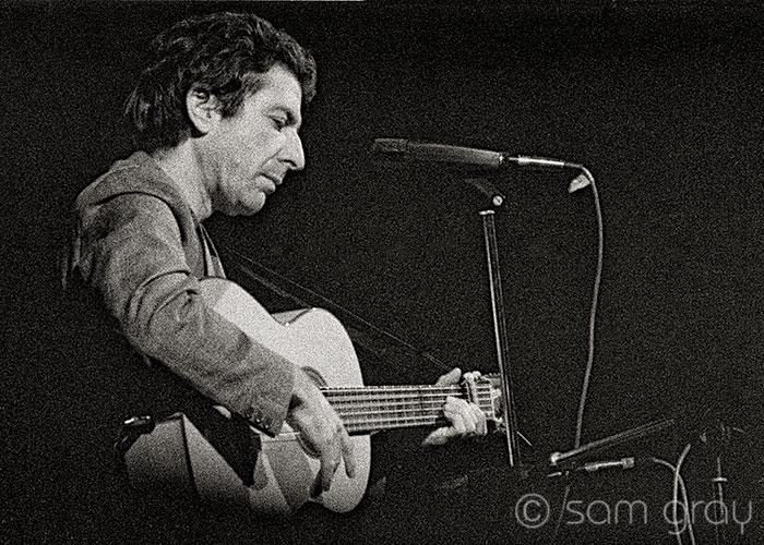 Leonard Cohen No.3