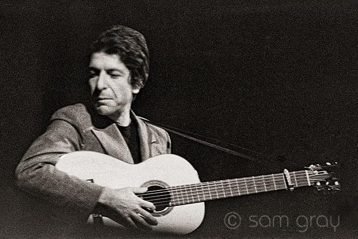 Leonard Cohen No.1